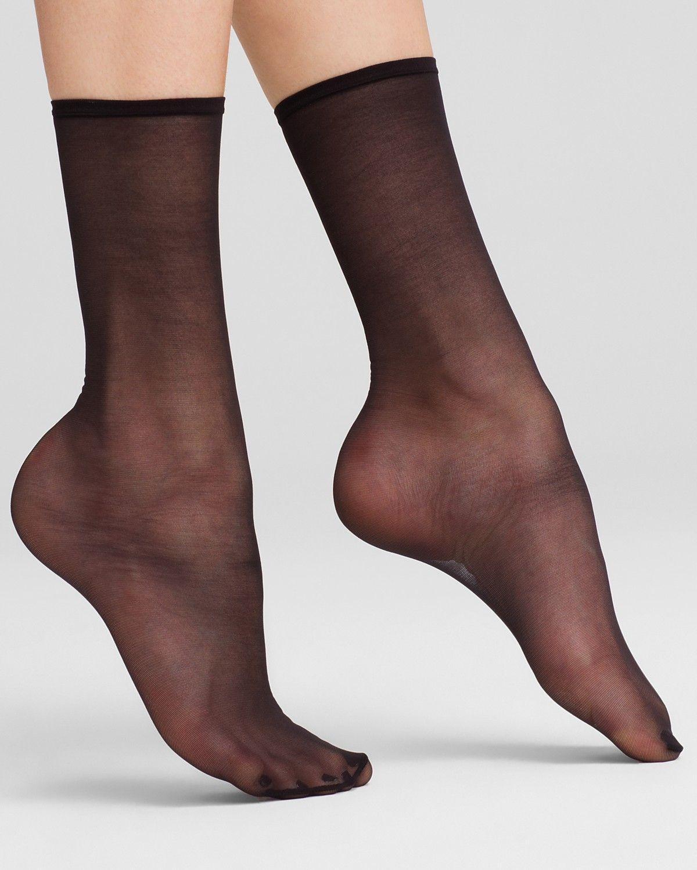 357b67a685b Sheer Anklet Socks in 2019