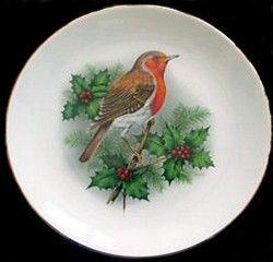 Royal Albert Collector Plates - Christmas Plates