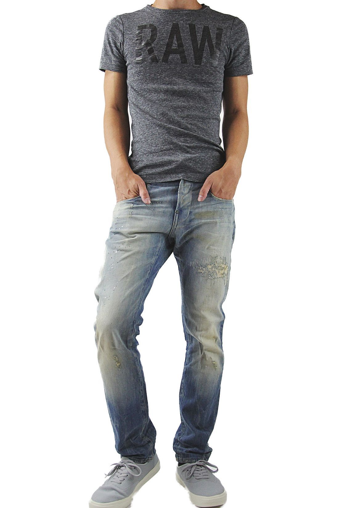 1b80daf3 G-Star Raw New Radar Slim Hack Denim | Products | G star raw, Denim ...