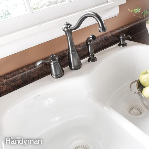 Faucet, Sinks And Kitchens