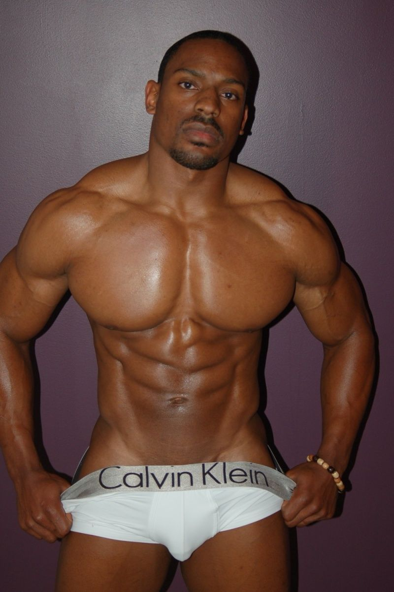 Sexy black male pictures