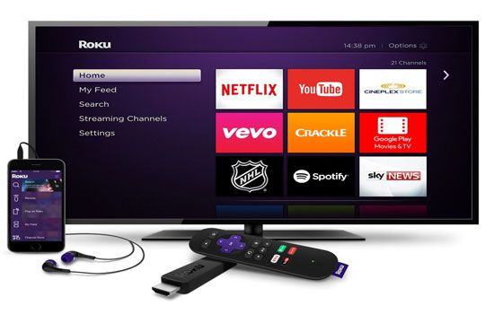 Control Your Roku Device by Using It's Mobile App