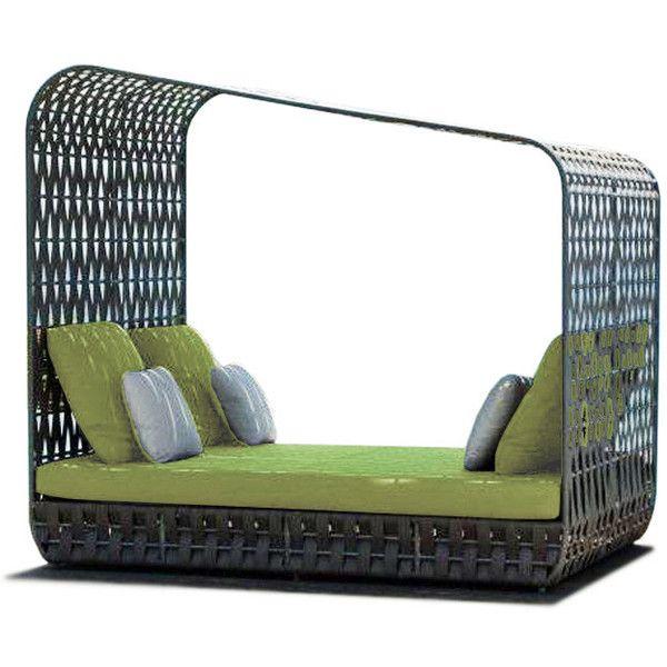 Skyline Design Strips Cabana Lime (53560 MAD) ❤ liked on Polyvore