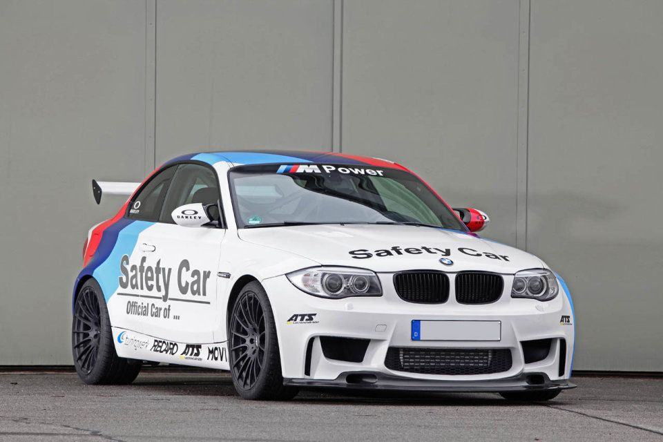 Bmw 1 M Coupe Gets 521 Horsepower Lift From Tuningwerk Bmw Bmw
