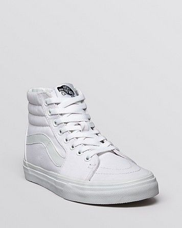 147e490246 Vans Unisex Lace Up High Top Sneakers - SK8