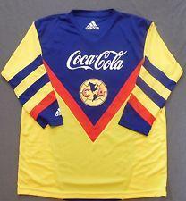 1494d7ca5 jersey club america retro soccer futbol aguilas del america A.C.SANTOS,  grande