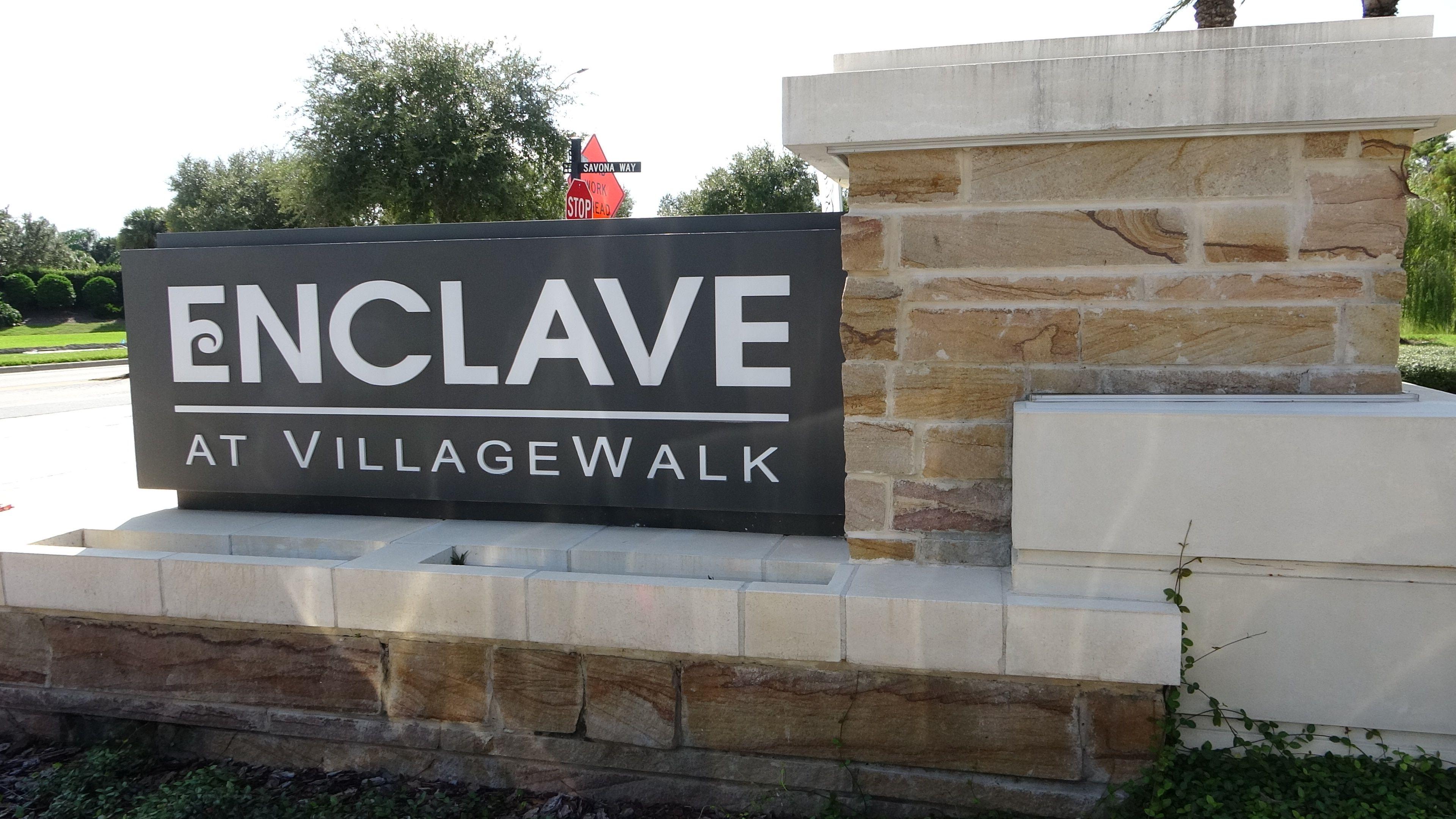 Enclave at villagewalk lake nona luxury homes enclave
