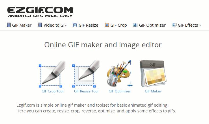 Animated Gif Editor And Gif Maker Online Gif Animated Gif