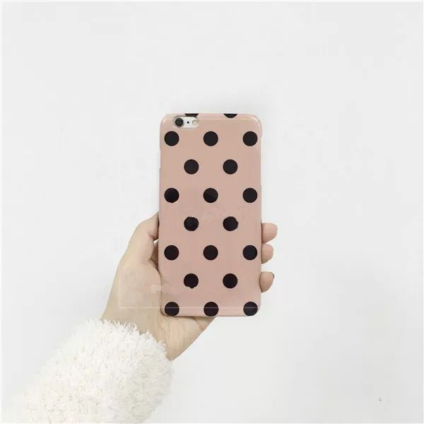 The simple #phonecase. #Polka Dot Tap the link in our bio to shop this. #phonecase