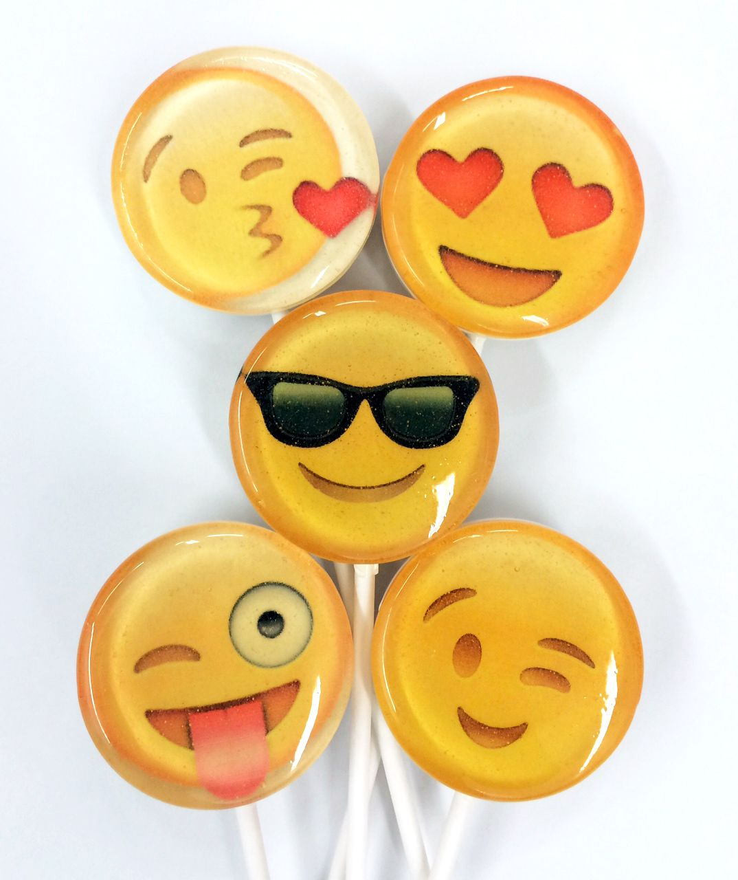 Emoji Lollipops Emoji Lollipop Lollipop Emoji Cookie
