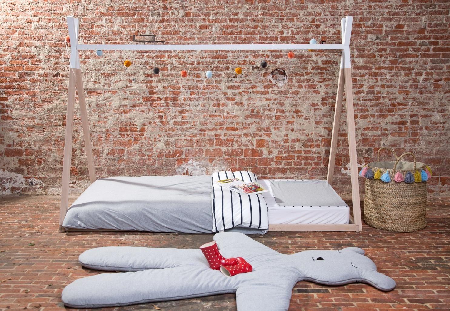 Tipi Single Bed Frame 90 X 200 Cm Pre Order Fashion