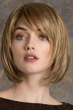 Fantastic Short Bob On Blonde Hair That Will Make You Look Younger Bob Hairstyles Short Hair Styles Choppy Bob Hairstyles