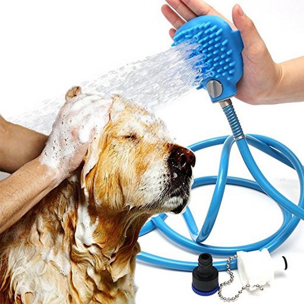 Pet Indoor Outdoor Sprayer Pet Grooming Dog Shower Dog Grooming