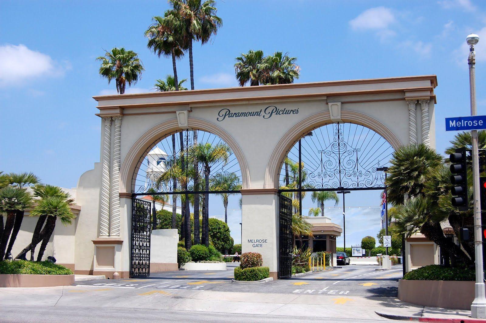 Paramount Studios Tour Paramount Studios Movie Studio Los Angeles