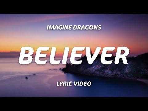Imagine Dragons Believer Lyrics Youtube Believer Imagine Dragons Lyrics Imagine Dragons Lyrics Imagine Dragons Songs