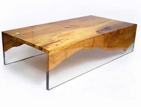 Acryl Couchtische, Glascouchtische, Holztisch Design, Holzmöbel,  Möbeldesign, Vintage Möbel, Büromöbel, Haus, Schön