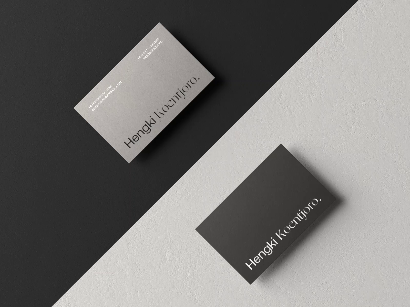 Unnecessary Business Card Presentation By Nathan Riley Presentation Business Cards Cards