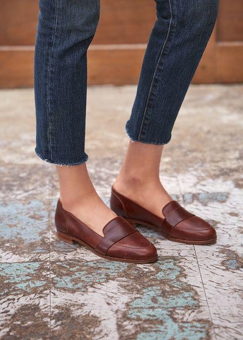 Sézane  Michel loafers is part of Shoes -