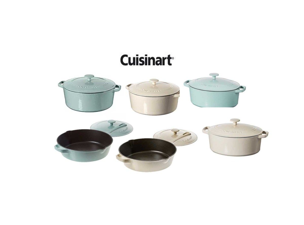 Cast Iron Cookware from Cuisinart Starting from $54.99 at Amazon ...