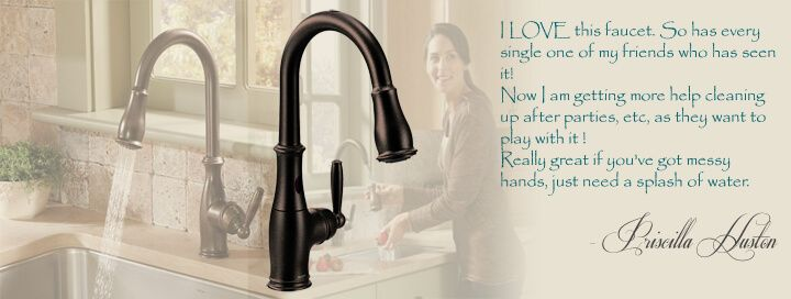 Best Touchless Kitchen Faucet Reviews Affordable Kitchen And