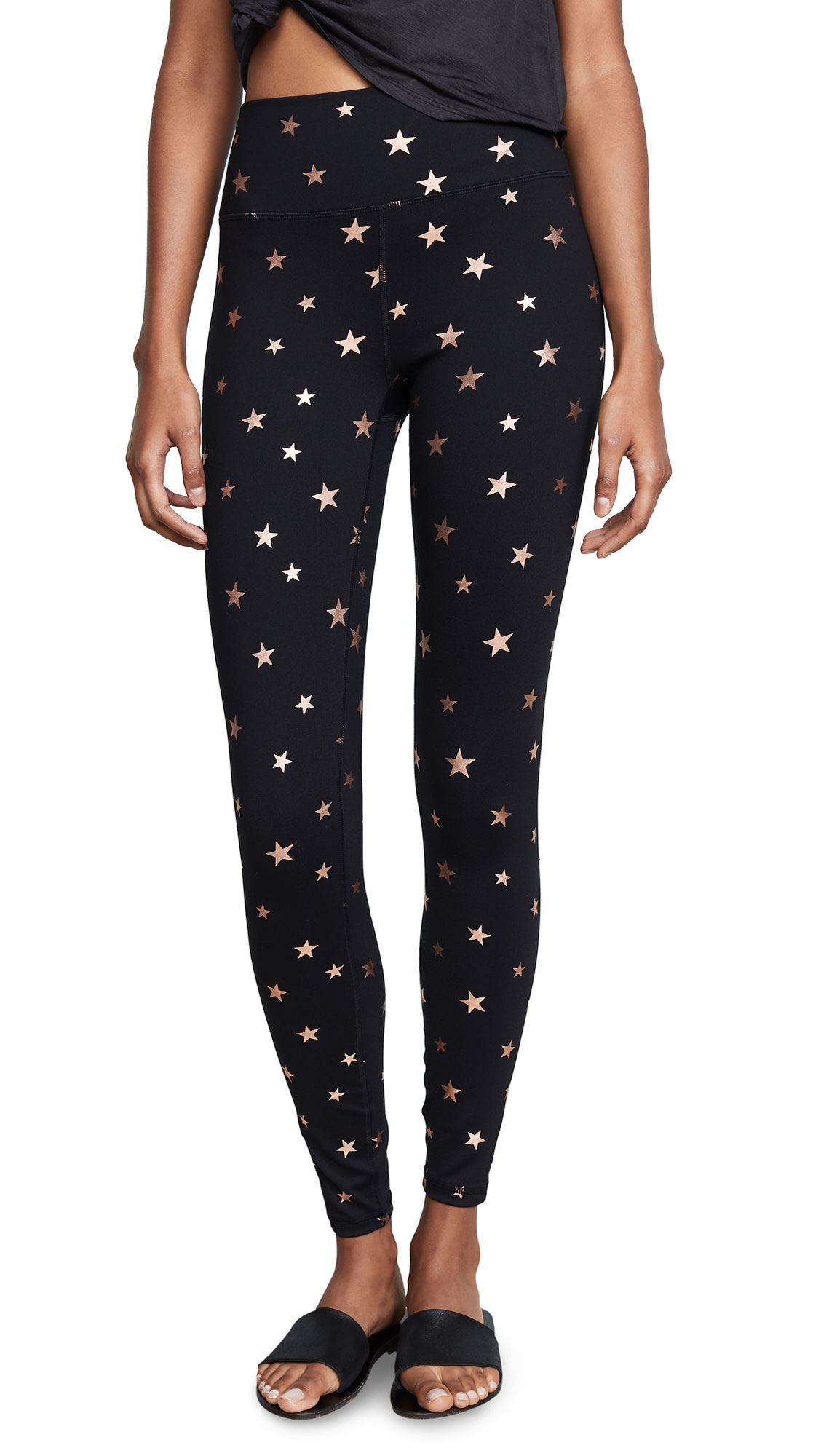 Starry Vibes Perfect Leggings by Spiritual Gangster in
