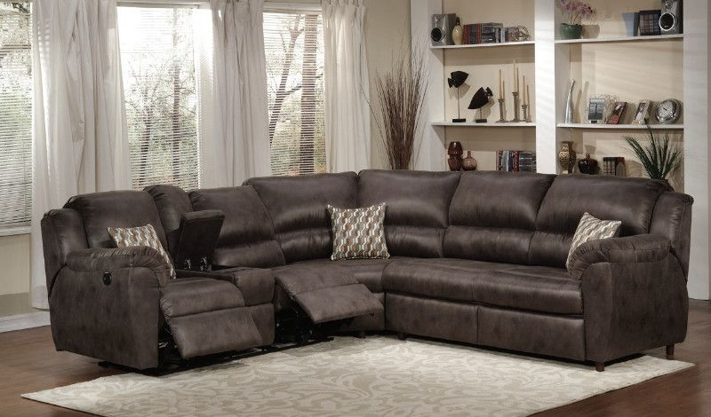 3 Pc Xander Gray Breathable Leatherette Sectional Sofa Power Motion Recliners Sleeper Sofa Sectional Sofa Sleeper Sofa Sectional