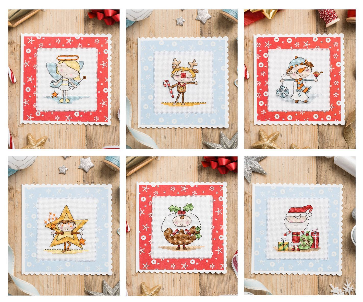 Project Available in Cross Stitch Crazy issue 209