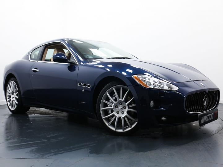 Maserati granturismo s auto 29975 used maserati used