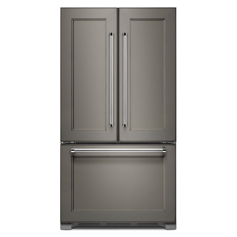 Kitchenaid Krfc302epa Panel Ready 36 Inch Wide 22 0 Cu Ft Counter Depth French Door Refrigerator With Extendfresh And Internal Water Dispenser In 2020 Counter Depth French Door Refrigerator French Door Refrigerator Panel Ready Refrigerator