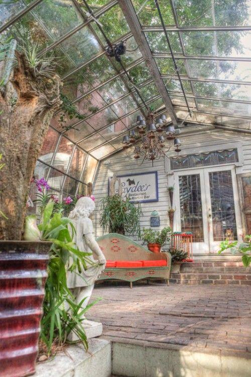 great sunroom Glashaus Pinterest Gärten, Terrasse und Eingang - tipps pflege pflanzen wintergarten