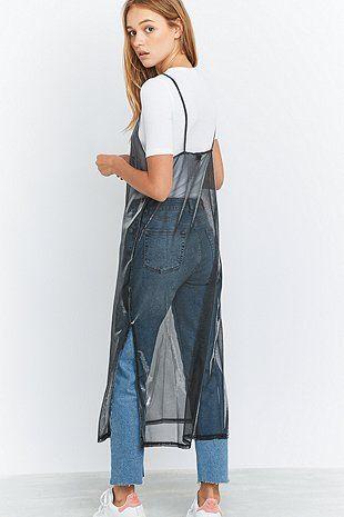 Sparkle & Fade Mermaid Midi Slip Dress