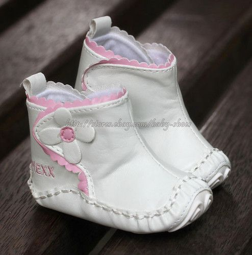Baby Girl Boots Crib Shoes US Size