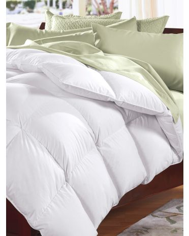 233 Thread Count Synthetic Fill Comforter Bed Bath T J Maxx