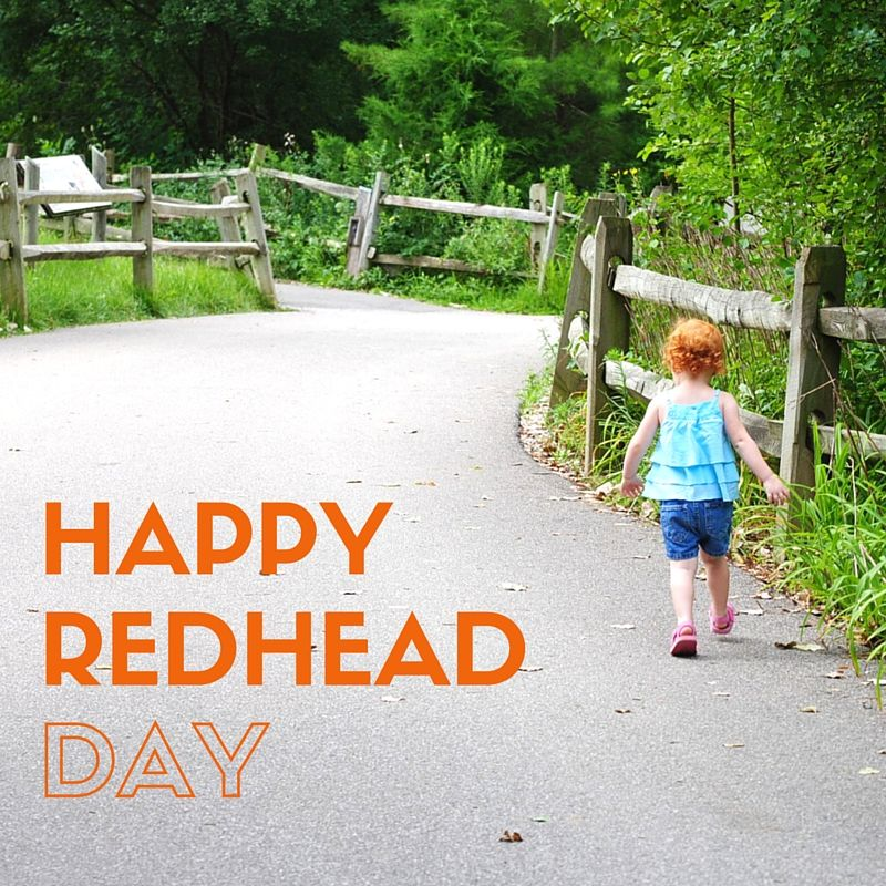 National Red Head Day | Dublin Convention & Visitors Bureau