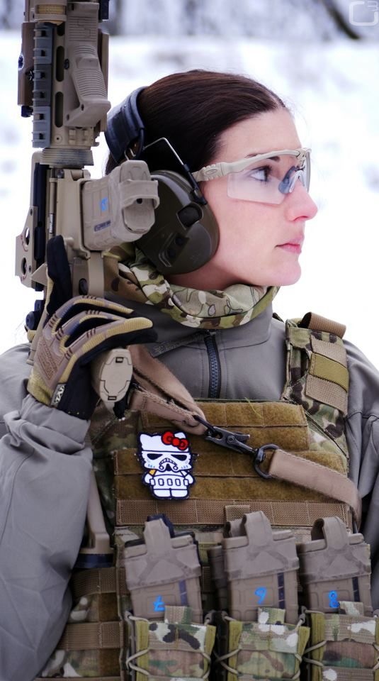 the-killer-his-vanilla:  seizethe-night:  sweet jesus  That has to be THE BEST logo patch I've ever seen on a tactical webgear system…       (via TumbleOn)