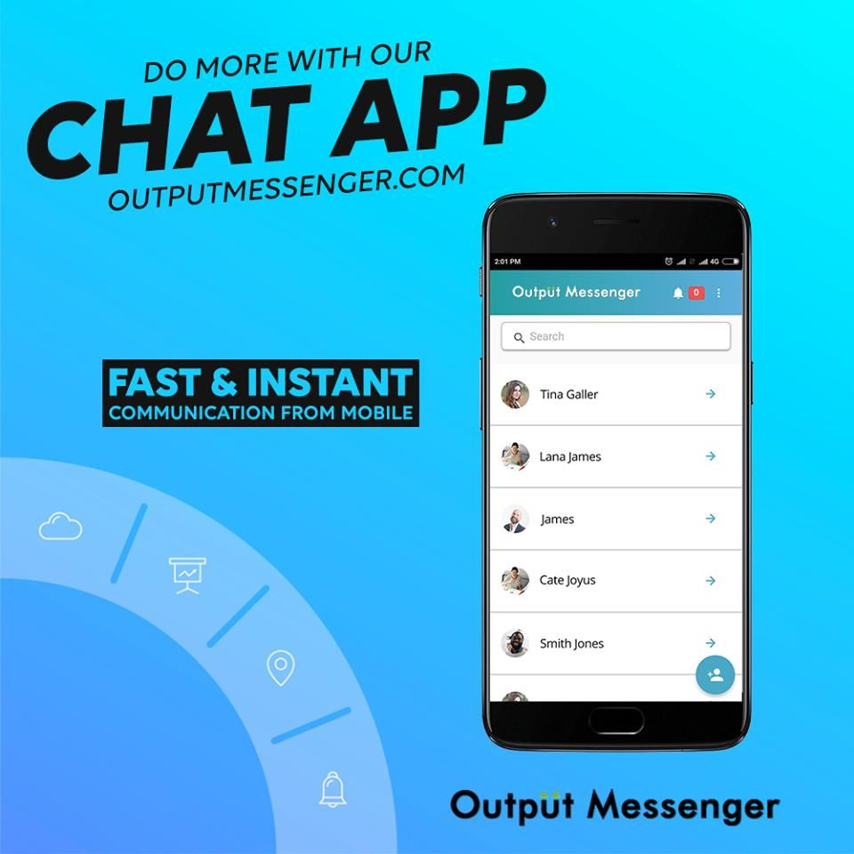 Why not do more with your Chat App for official