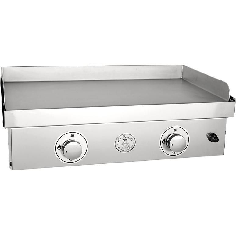 Le Griddle 30 Inch Built In Tabletop Propane Gas Griddle Gfe75 Built In Grill Diy Grill Outdoor Kitchen Design