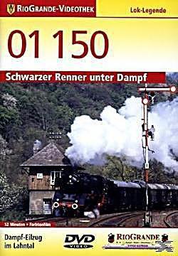 RioGrande-Videothek - 01 150 - Schwarzer Renner unter Dampf (DVD)