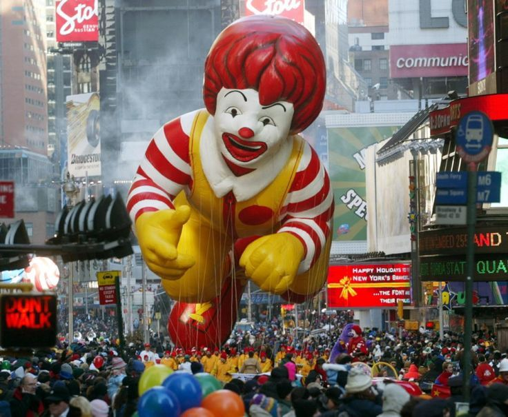 Macy's Thanksgiving Day Parade, 2002 Fotos Macy's