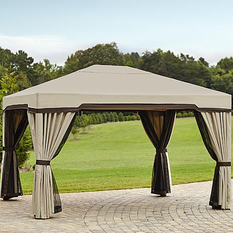 Sears Com Pergola Canopy Backyard Canopy Gazebo