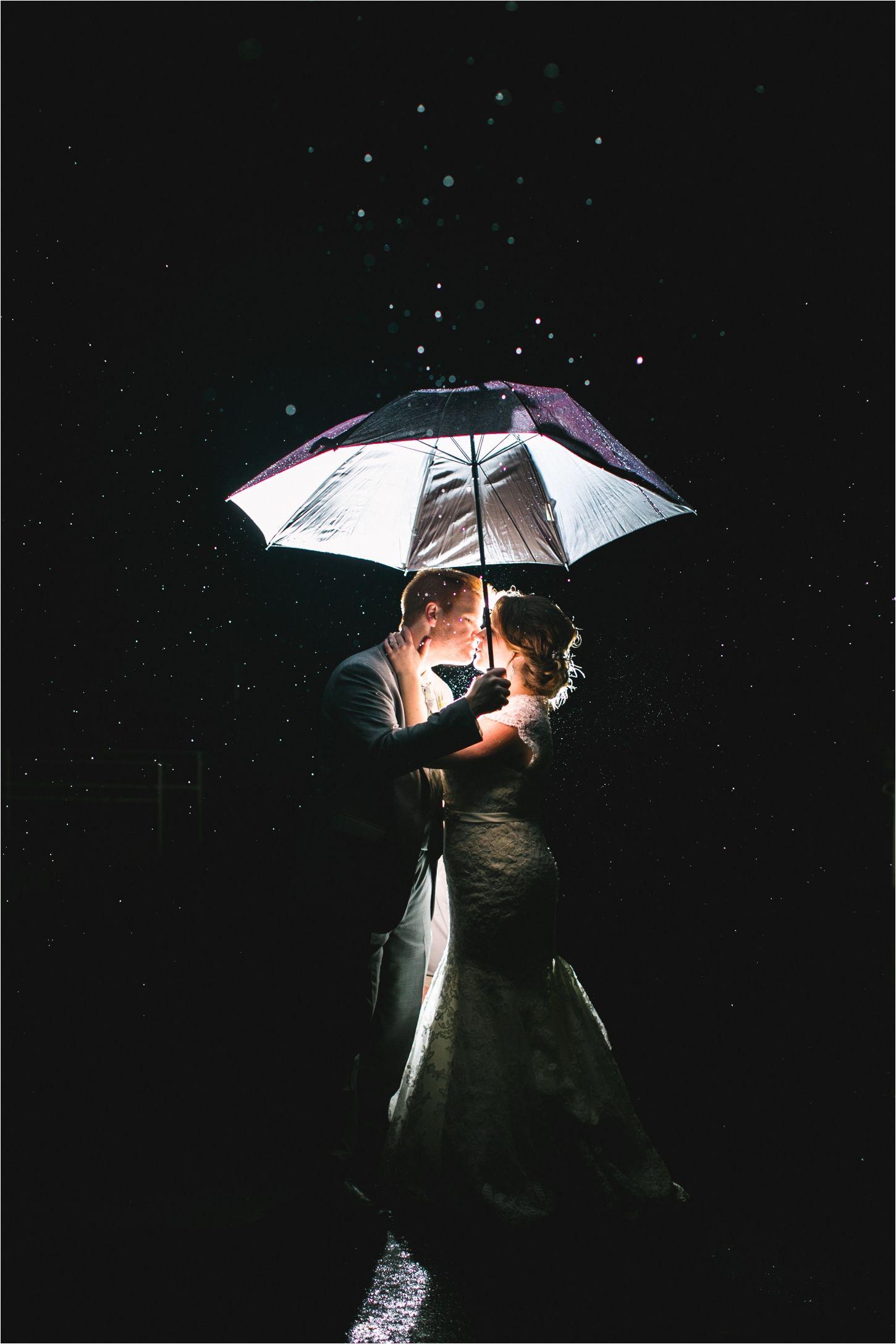 Wedding Photography Tips Flash: Rainy Day Wedding Photography Ideas