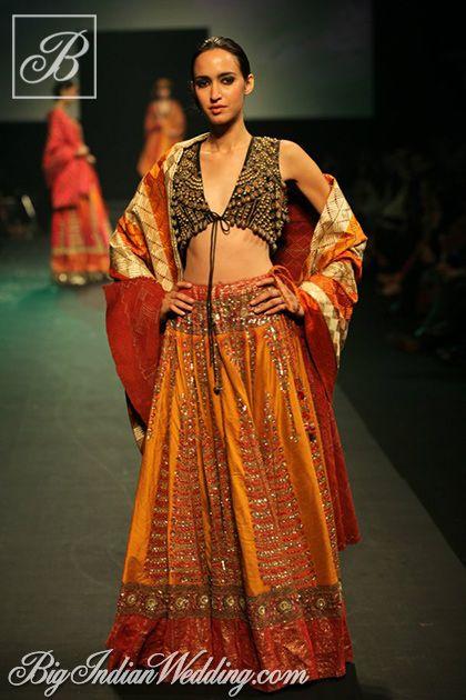 Ritu Kumar Designer Lehenga Fashion Indian Wedding Outfits Indian Outfits