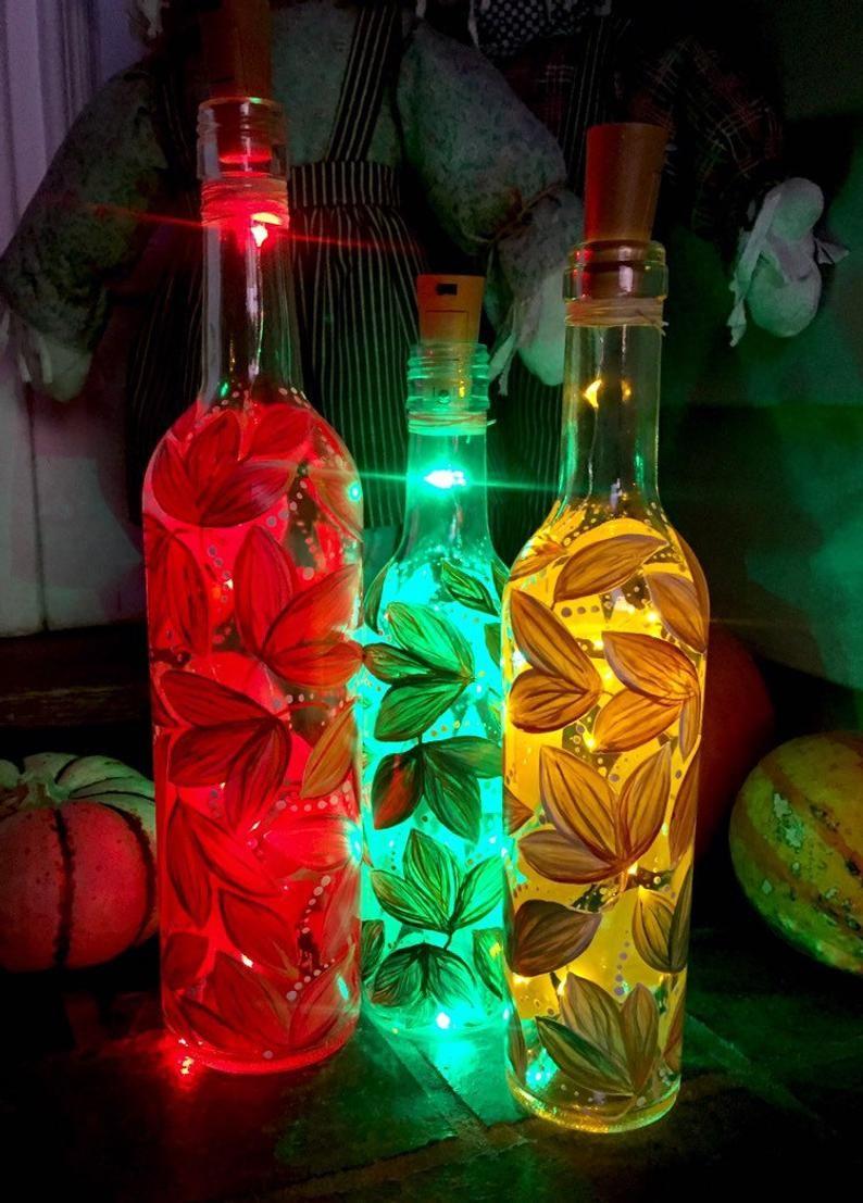 Pin On Botellas