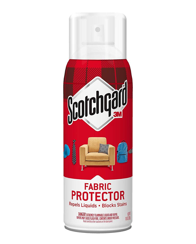 Amazon Com Scotchgard Fabric Upholstery Protector 1 Can 10 Ounces Home Improvement Fabric Upholstery Protectors Scotchgard Fabric Stains