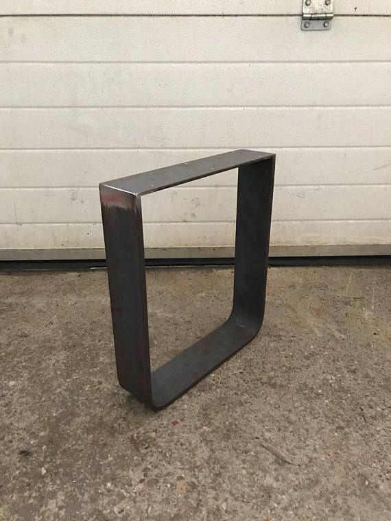 Populaire Banc pieds, pieds de Table basse en acier Le prix est pour une  ZB78