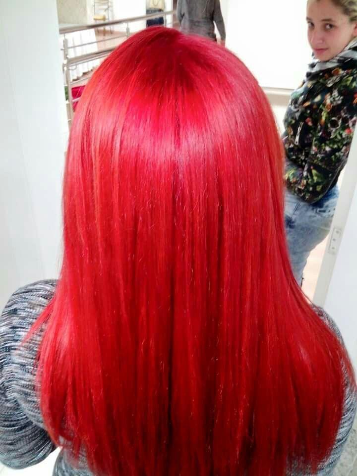 Keune tinta color red infinity dress