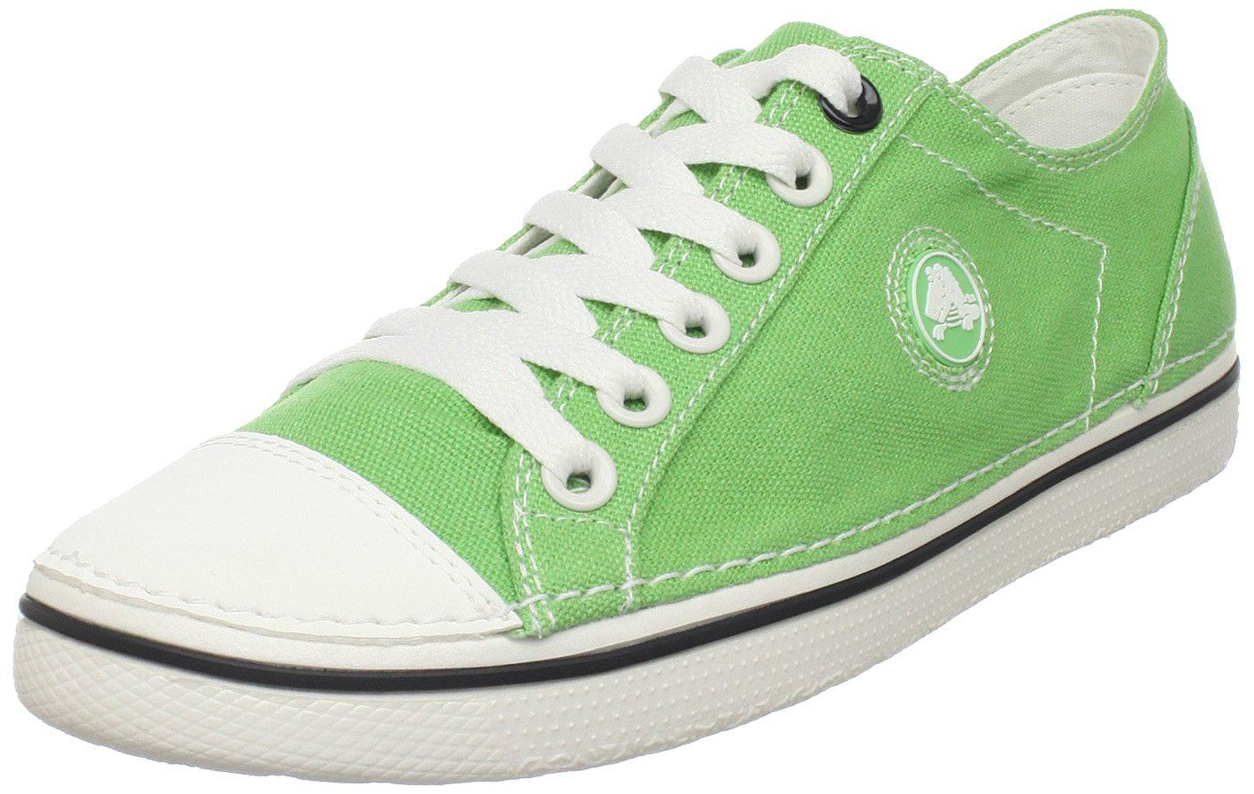 08f0c78aa1ab Crocs that look like Converse fishheads... in GREEN!!