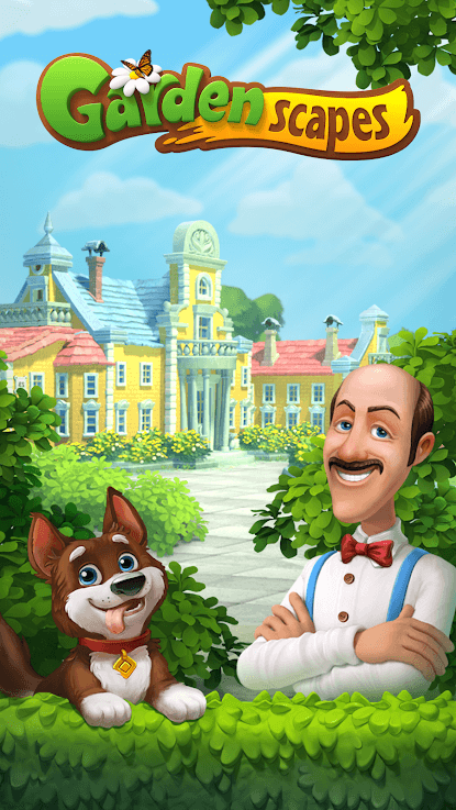 Tips And Tricks To Best Garden Escapes Hack Levels In 2020 Gardenscapes Gardenscapes Game Game Character
