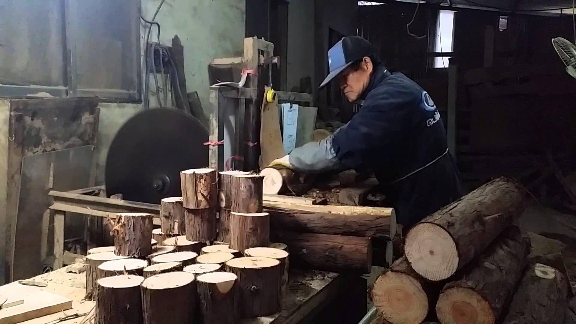 편백나무 안마봉/목기/남원목기