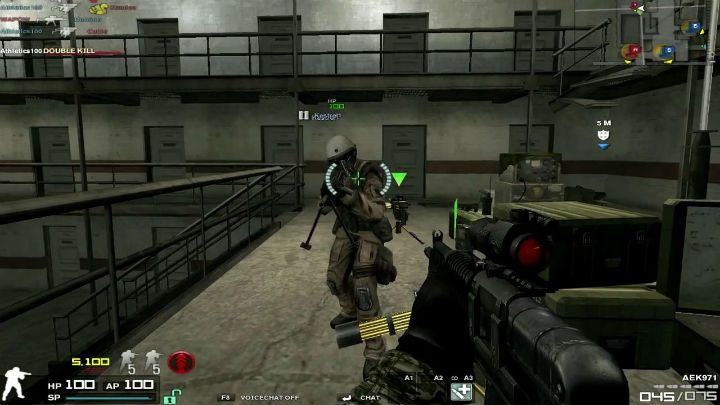Combat Arms Games like Call of Duty 2, 3, 4, 5 . Combat